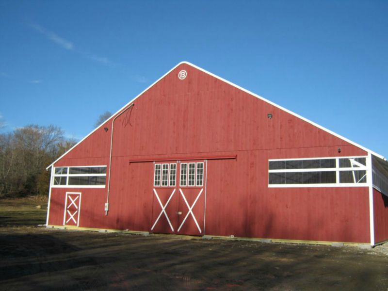 Iron Horse Structures Calhoun Buildings For Sand And